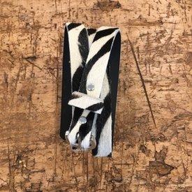 Zebra riem small