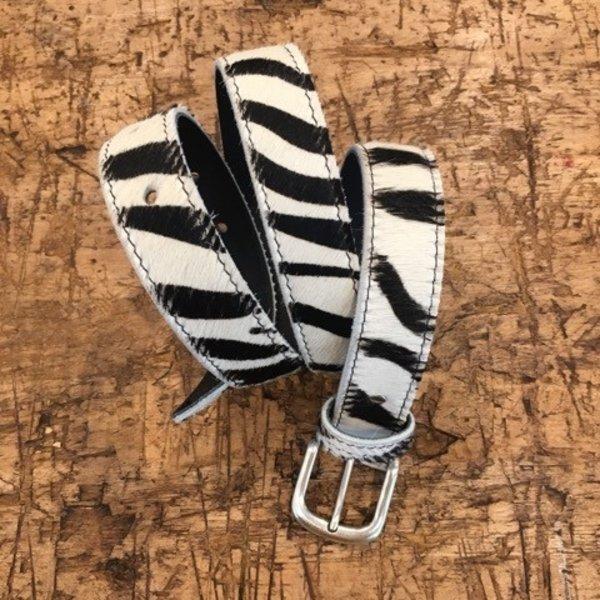 DSTRCT Zebra riem beed