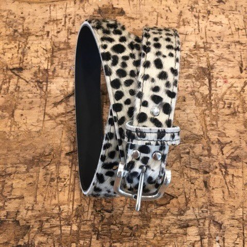 Dots riem breed