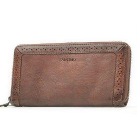 Bag2Bag Limited Edition Waco wallet brandy