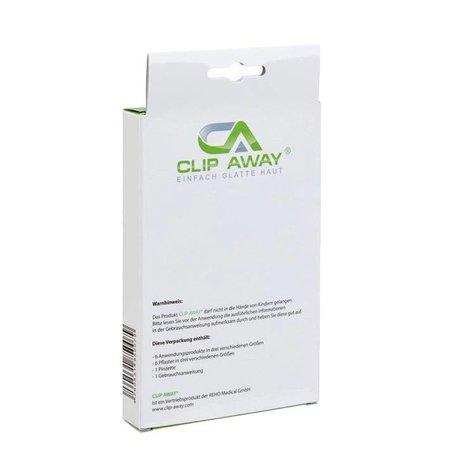 Clip Away Clip Away - zur Entfernung vorstehender Warzen und Leberflecken