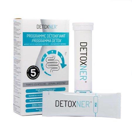 DETOXNER DÉTOX - le programme détoxifiant de 5 jours