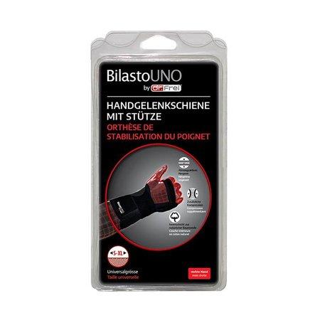 BilastoUNO Handgelenkschiene mit Stütze in Universalgrösse S-XL