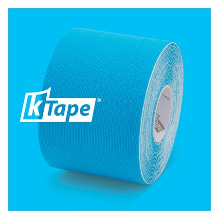 K-Tape bleu 5cm x 5m