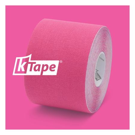 K-Tape rouge 5cm x 5m