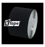 K-Tape noir 5cm x 5m