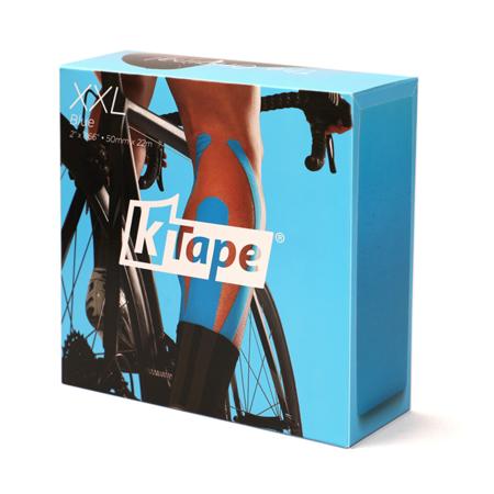 K-Tape XXL bleu 5cm x 22m