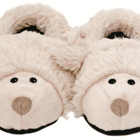 SLIPPIES - Pantoufles chauffantes pour les enfants (Tailles 28-34)