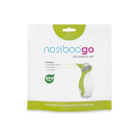 Nosiboo Go Accessory Set - Zubehör zum elektrischen Nasensauger Nosiboo Go