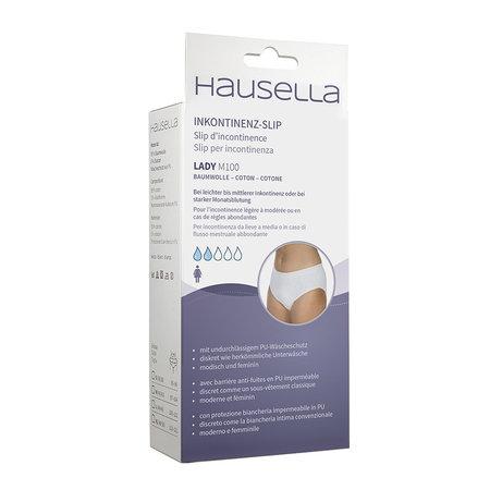 Hausella Slip d'incontinence LADY M100