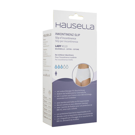 Hausella Inkontinenz-Slip LADY M110