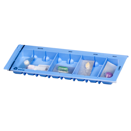 Wiegand WeekBox Set M-Flex