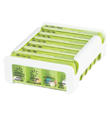 Anabox Wochendispenser 7 Tage COMPACT, 4 Fächer pro Tag