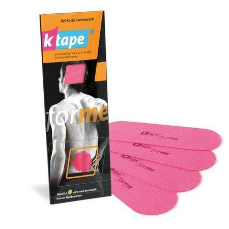 K-Tape for me pour les douleurs dorsales