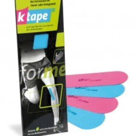K-Tape for me bei Schmerzen im Hand- und Kniegelenk