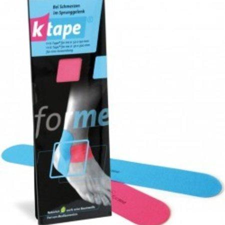 K-Tape for me bei Schmerzen im Sprunggelenk