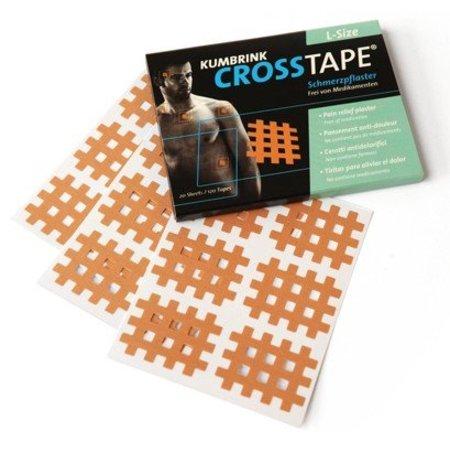 Crosstape Taille L tape anti-douleur et acupuncture