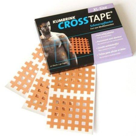Crosstape Taille XL tape anti-douleur et acupuncture