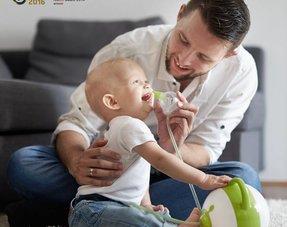 Nosiboo -  l'aspirateur nasal adapté aux enfants