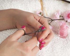 Ciseaux à ongles Hausmann
