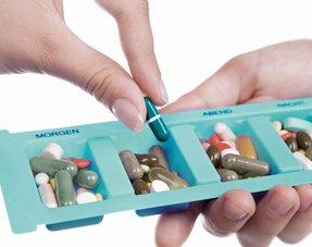 Medikamenten-Versorgung