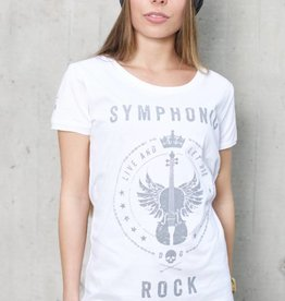 T-Shirt Symphonic Rock Damen