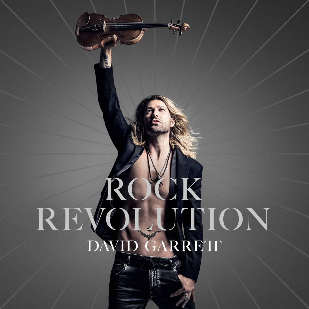 CD Rock Revolution the new Album
