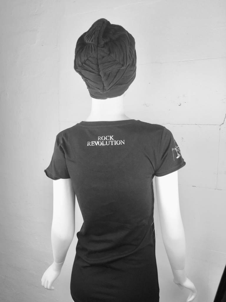 Damen T-Shirt Rock Revolution