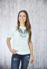 Damen Unlimited flat wings T-Shirt
