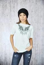 Girls Shirt Unlimited white Falt wings