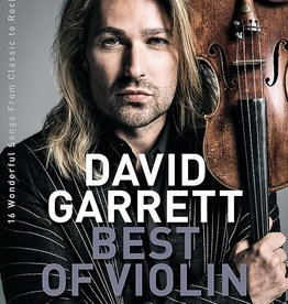 "Notenband ""Best Of Violin David Garrett"""