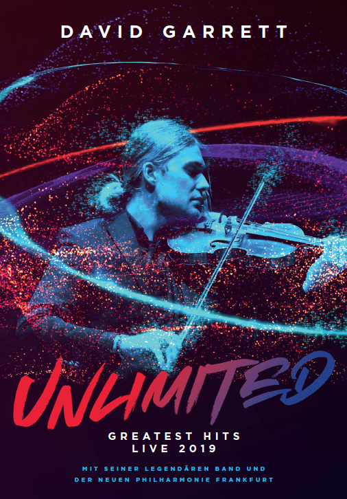 Unlimited Tour Poster