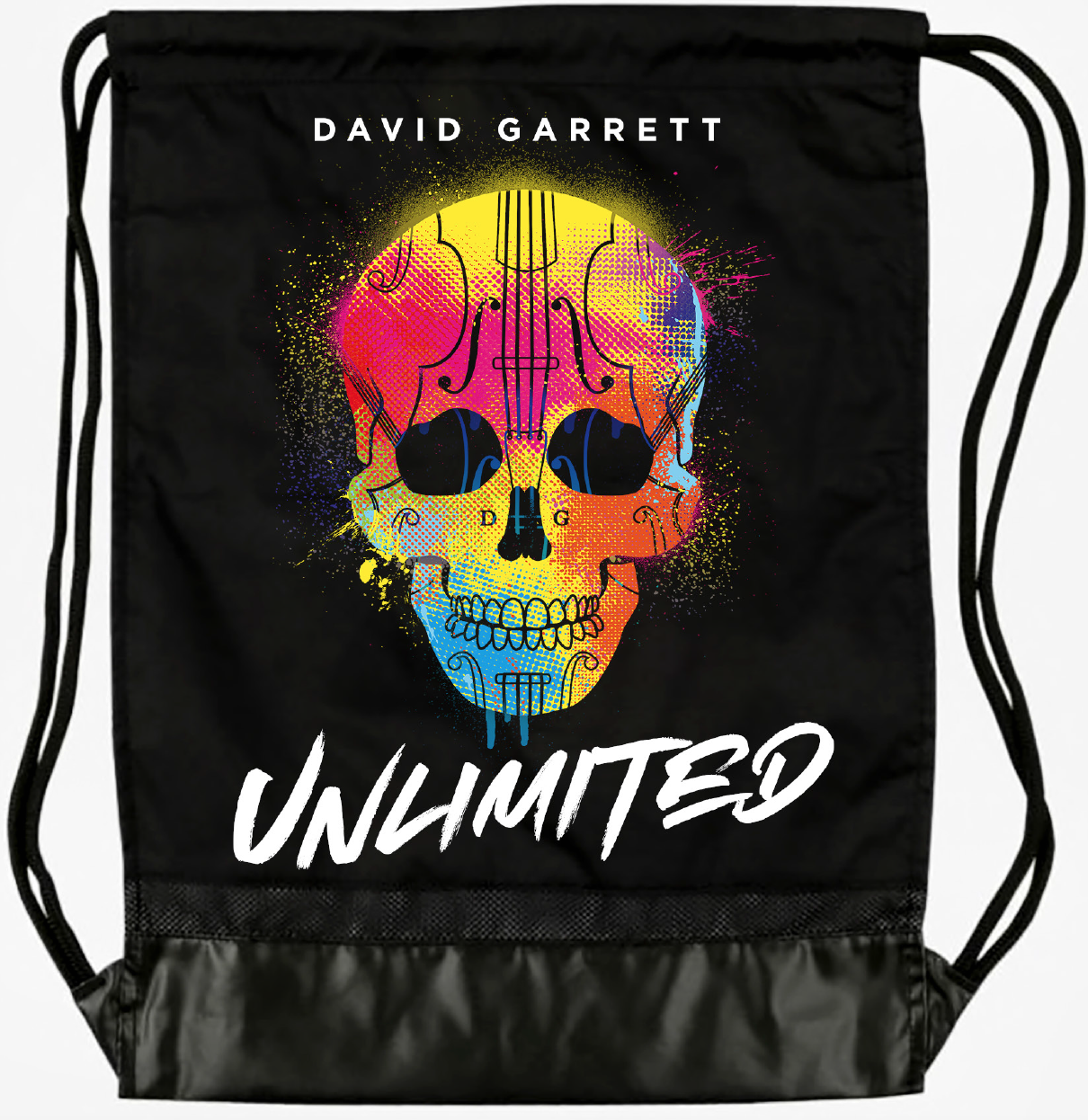 Unlimited Gymbag Skull
