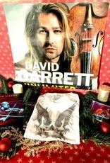 Weihnachtspaket Unlimited Skull weiss mit CD