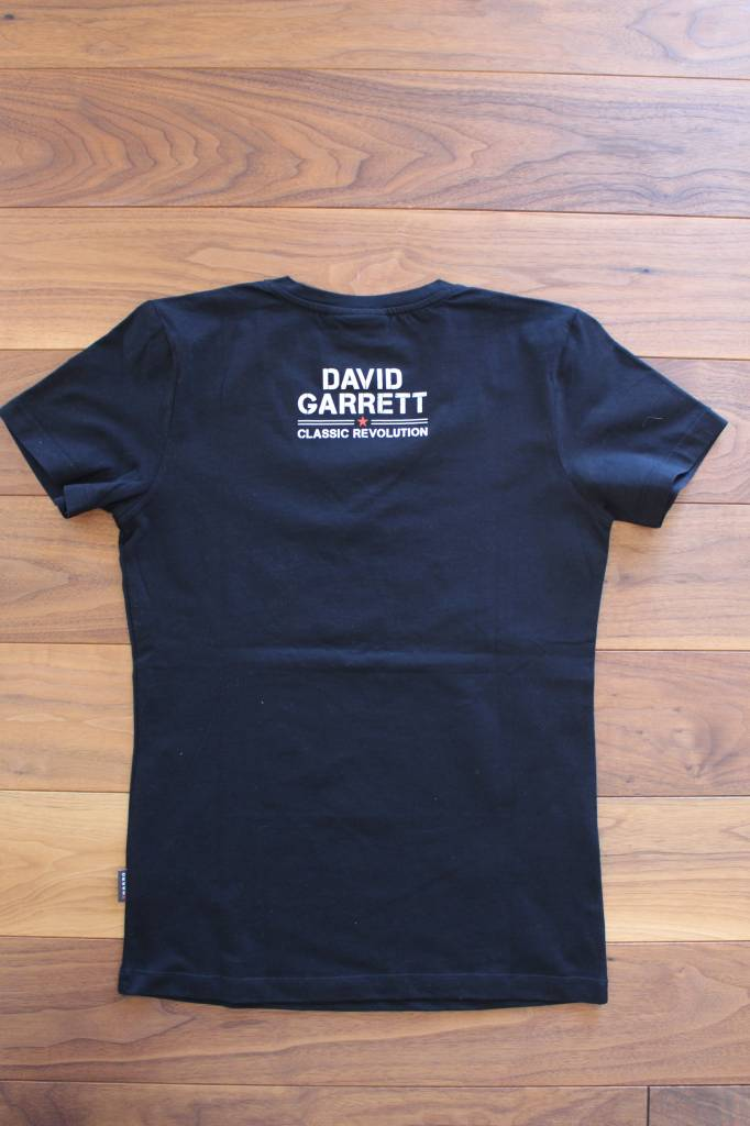 David Garrett Shirt Mozart