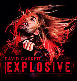 David Garrett Explosive CD