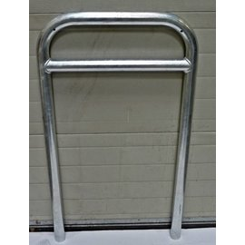 Arceau à vélo avec barre transversale 600 x 1050