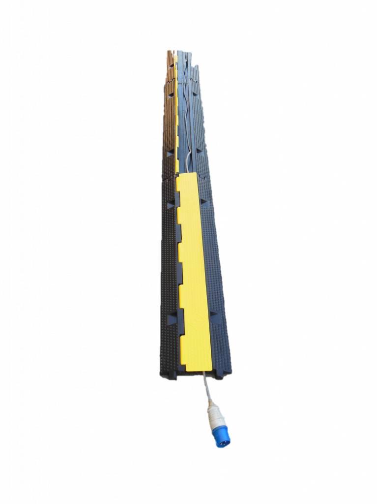 Kabelbeschermer BUDGET - 2 kanalen