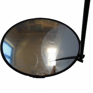 Vehicle inspection mirror - Ø 40 en Ø 60 cm
