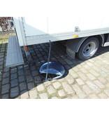 Miroir d'inspection sous véhicules - Ø 40 en Ø 60 cm