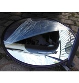 Vehicle inspection mirror - Ø 40 en Ø 60 cm