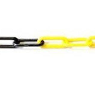 Chaîne de balisage en PVC - Ø 6 mm - 25 M