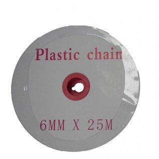 Plastic chain - Ø 6 MM - 25 M