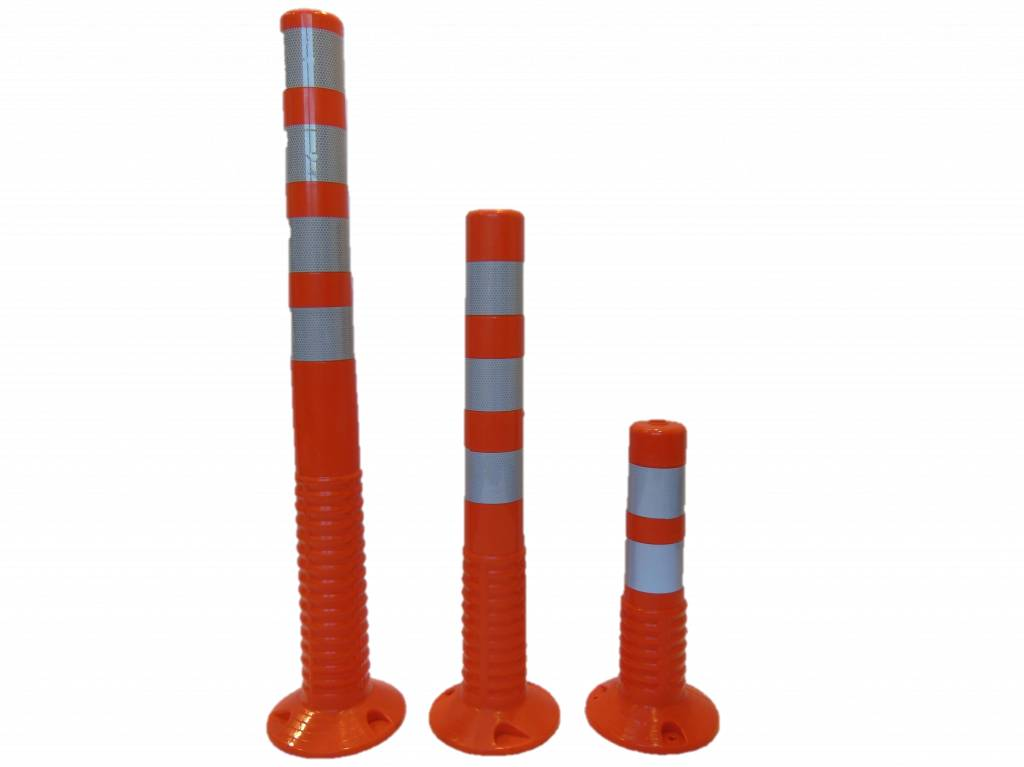 Plooibaken T-FLEX Oranje 100CM