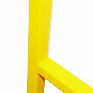 "Handrail for temporary pedestrian bridge ""Economy"""