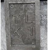 Voetstuk 'PLASTOBLOK' 28 kg