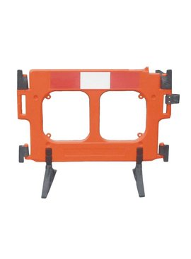 Safety barrier 'Clearpath' - 1000 x 1000 mm