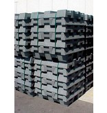 PVC base for fences and barriers - 16 kg