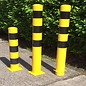 Collision protection bollard - steel Ø 152 mm