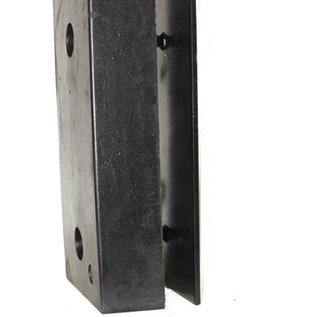 Rubber dock buffers - 500 x 250 x 105 mm